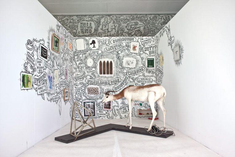 groei expositie kunst in Kattendijke